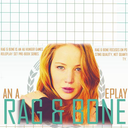 The Hunger Games - Rag & Bones Rb201412